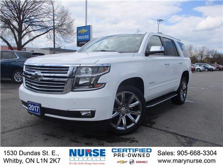 2017 Chevrolet Tahoe Premier (Stk: 21K133A) in Whitby - Image 1 of 30
