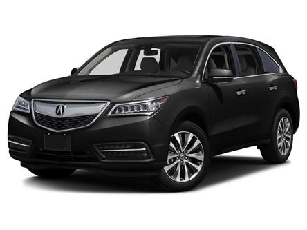 2016 Acura MDX Technology Package (Stk: V7738) in Saskatoon - Image 1 of 9