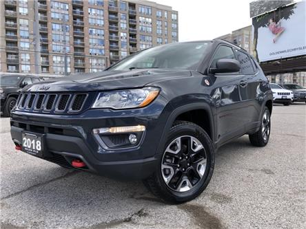 2018 Jeep Compass Trailhawk (Stk: P5358) in North York - Image 1 of 30