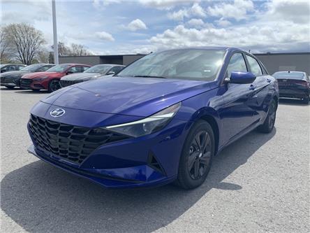 2021 Hyundai Elantra HEV Preferred (Stk: S20363) in Ottawa - Image 1 of 18