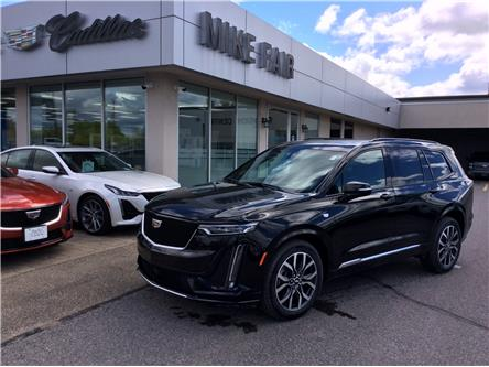 2021 Cadillac XT6 Sport (Stk: 21253) in Smiths Falls - Image 1 of 15