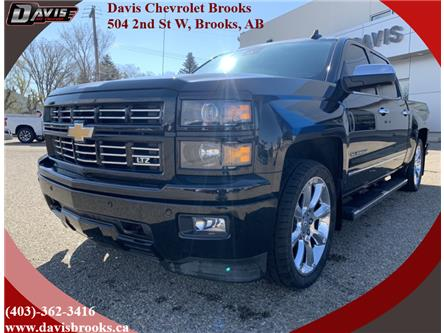 2015 Chevrolet Silverado 1500  (Stk: 227560) in Brooks - Image 1 of 19