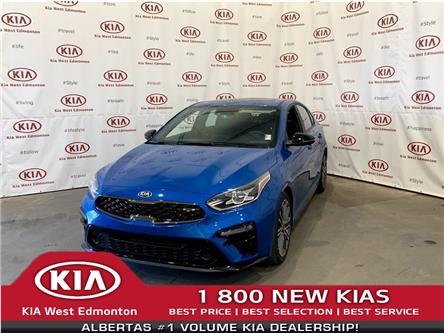 2021 Kia Forte GT (Stk: 22769) in Edmonton - Image 1 of 26