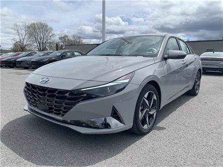 2021 Hyundai Elantra Preferred (Stk: S20293) in Ottawa - Image 1 of 20