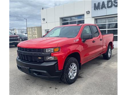 2021 Chevrolet Silverado 1500 Work Truck (Stk: 21217) in Sioux Lookout - Image 1 of 13