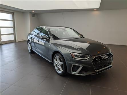 2021 Audi A4 45 Progressiv (Stk: 52537) in Oakville - Image 1 of 17
