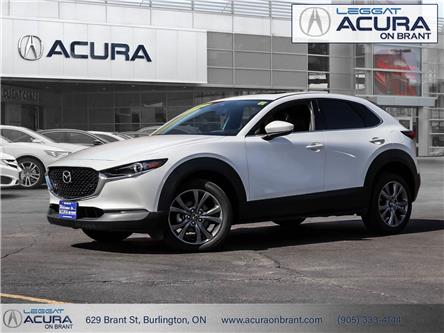 2020 Mazda CX-30 GT (Stk: 21003A) in Burlington - Image 1 of 30