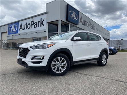 2019 Hyundai Tucson Preferred (Stk: 19-02560RJB) in Barrie - Image 1 of 25