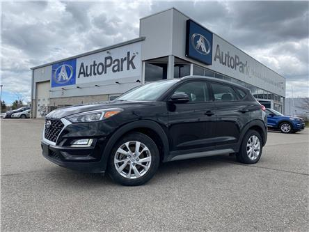 2019 Hyundai Tucson Preferred (Stk: 19-04869RJB) in Barrie - Image 1 of 24
