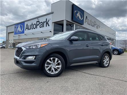 2019 Hyundai Tucson Preferred (Stk: 19-76036RJB) in Barrie - Image 1 of 24