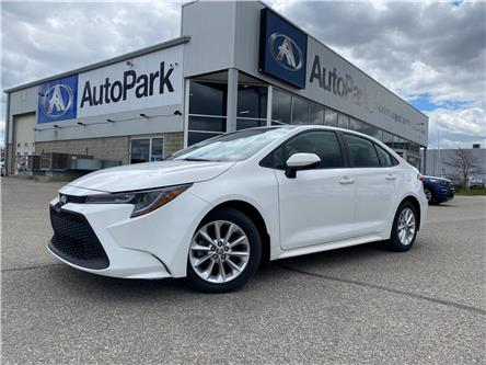 2020 Toyota Corolla LE (Stk: 20-28695RJB) in Barrie - Image 1 of 25