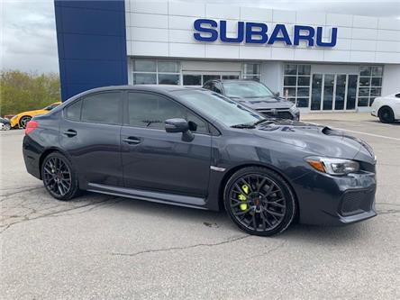 2018 Subaru WRX STI Sport-tech w/Lip (Stk: P1013) in Newmarket - Image 1 of 16