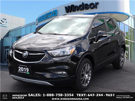2019 Buick Encore Sport Touring (Stk: TR14681) in Windsor - Image 1 of 25