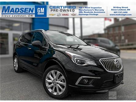 2017 Buick Envision Premium II (Stk: A21509) in Sioux Lookout - Image 1 of 11