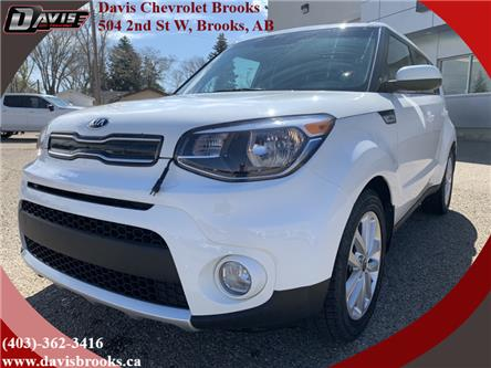 2018 Kia Soul EX (Stk: 225257) in Brooks - Image 1 of 17