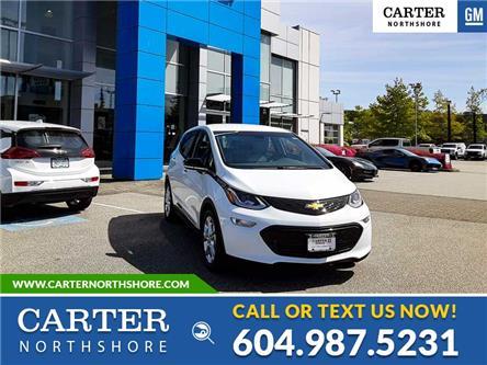 2021 Chevrolet Bolt EV LT (Stk: 1B95750) in North Vancouver - Image 1 of 13