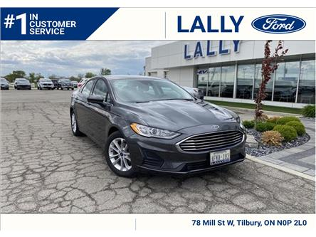 2020 Ford Fusion SE (Stk: FU26239) in Tilbury - Image 1 of 16
