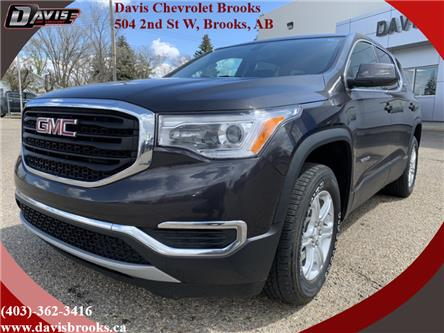 2017 GMC Acadia SLE-1 (Stk: 174631) in Brooks - Image 1 of 17