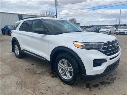2021 Ford Explorer XLT (Stk: 21131) in Wilkie - Image 1 of 24