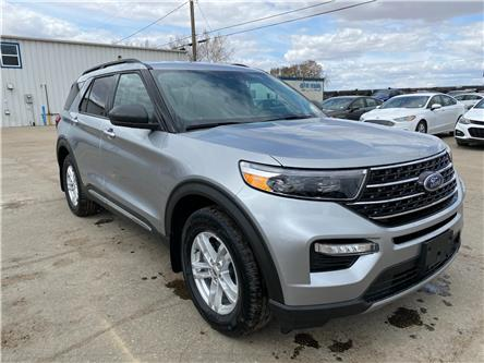 2021 Ford Explorer XLT (Stk: 21179) in Wilkie - Image 1 of 24