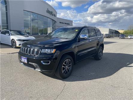 2018 Jeep Grand Cherokee Limited (Stk: U04788) in Chatham - Image 1 of 20