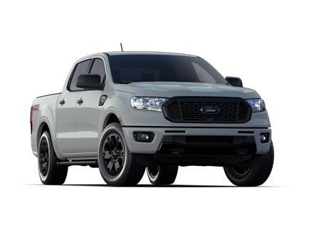2021 Ford Ranger XLT (Stk: 21174) in Port Alberni - Image 1 of 8