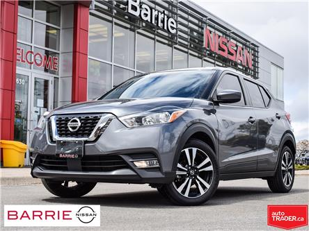 2020 Nissan Kicks SV (Stk: 20044A) in Barrie - Image 1 of 25