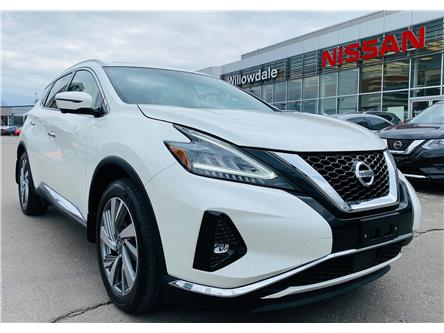 2019 Nissan Murano SL (Stk: N1904A) in Thornhill - Image 1 of 23