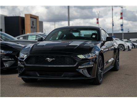 2021 Ford Mustang EcoBoost (Stk: M-482) in Calgary - Image 1 of 5