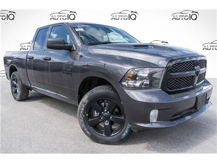 2021 RAM 1500 Classic Tradesman (Stk: 35009D) in Barrie - Image 1 of 25