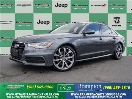 2012 Audi A6 3.0 Premium Plus (Stk: 1402A) in Mississauga - Image 1 of 30