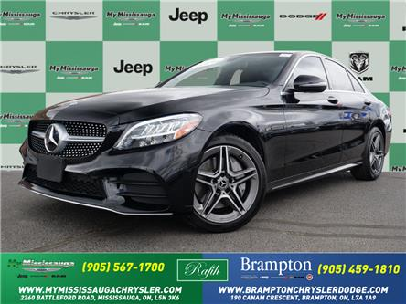 2020 Mercedes-Benz C-Class Base (Stk: 1362A) in Mississauga - Image 1 of 25