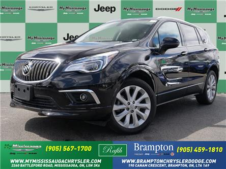 2018 Buick Envision Premium I (Stk: 1476) in Mississauga - Image 1 of 24