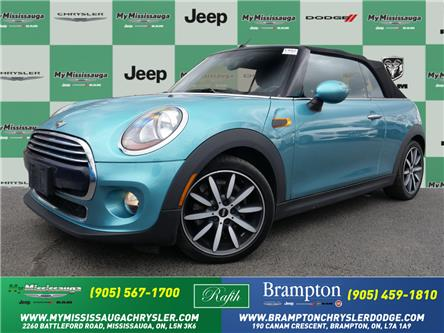 2017 MINI Convertible Cooper (Stk: 1482) in Mississauga - Image 1 of 24