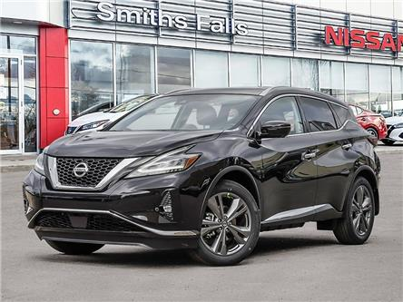 2021 Nissan Murano Platinum (Stk: 21-239) in Smiths Falls - Image 1 of 23