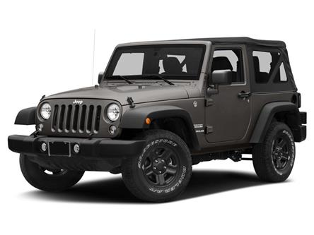 2017 Jeep Wrangler Sport (Stk: LC0633B) in Surrey - Image 1 of 9