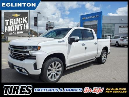 2021 Chevrolet Silverado 1500 High Country (Stk: MG313748) in Mississauga - Image 1 of 27