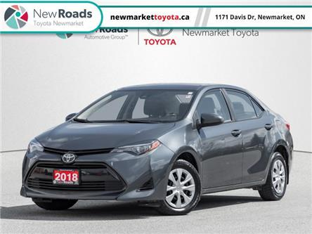 2018 Toyota Corolla CE (Stk: 356491) in Newmarket - Image 1 of 21