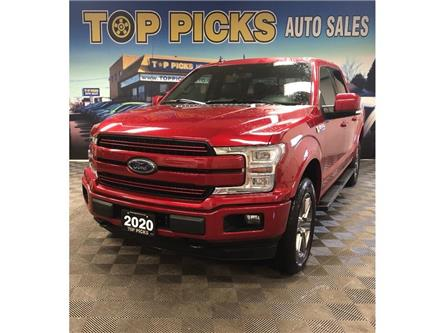 2020 Ford F-150 Lariat (Stk: C68027) in NORTH BAY - Image 1 of 30