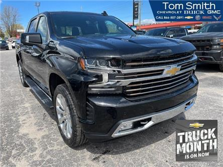 2021 Chevrolet Silverado 1500 High Country (Stk: 210550) in Midland - Image 1 of 9