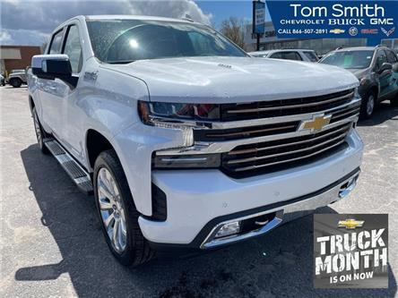 2021 Chevrolet Silverado 1500 High Country (Stk: 210551) in Midland - Image 1 of 10