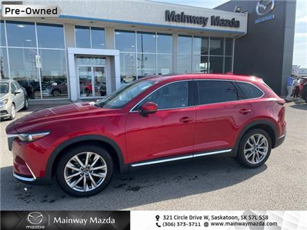 2018 Mazda CX-9 GT (Stk: M20028A) in Saskatoon - Image 1 of 17