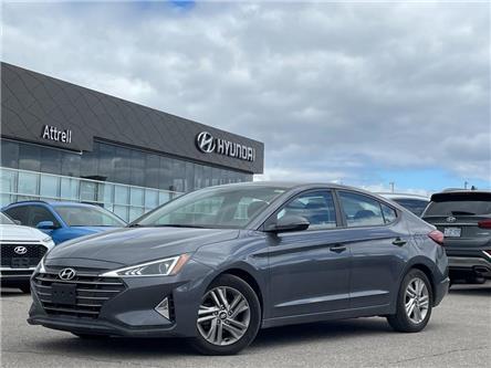 2019 Hyundai Elantra Preferred (Stk: 36483A) in Brampton - Image 1 of 24