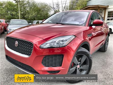 2018 Jaguar E-PACE S (Stk: Z17648) in Ottawa - Image 1 of 26