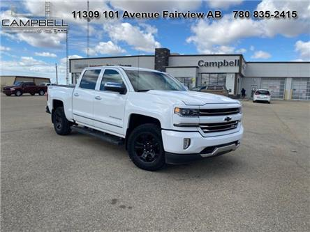 2018 Chevrolet Silverado 1500 LTZ (Stk: 10706A) in Fairview - Image 1 of 16