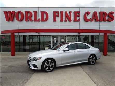 2019 Mercedes-Benz E-Class Base (Stk: 17787) in Toronto - Image 1 of 22