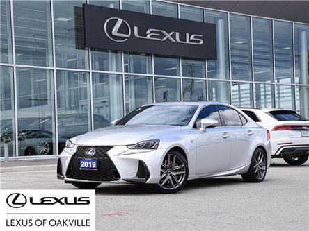 2019 Lexus IS 350 Base (Stk: UC8158) in Oakville - Image 1 of 22