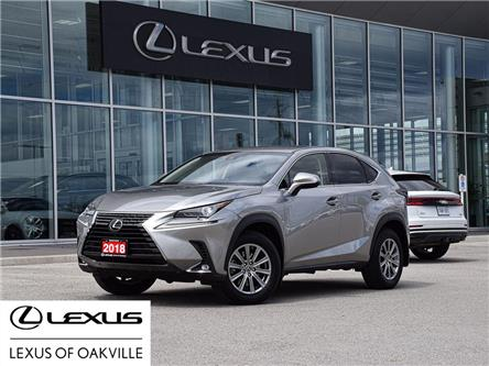2018 Lexus NX 300 Base (Stk: UC8176) in Oakville - Image 1 of 22