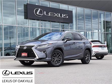 2017 Lexus RX 350 Base (Stk: UC8169) in Oakville - Image 1 of 21