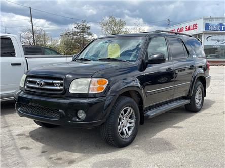 2003 Toyota Sequoia Limited (Stk: 7268) in Hamilton - Image 1 of 18